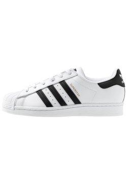 adidas Originals - SUPERSTAR  - Matalavartiset tennarit - footwear white/core black