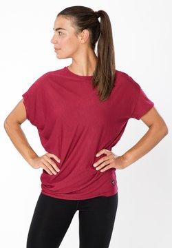 super.natural - T-Shirt print - rubinrot