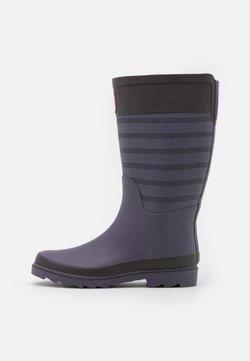 Derbe - KRULLER STEVEL - Stivali di gomma - arctic dusk