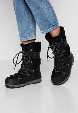 Moon Boot - MONACO MID WP - Bottes de neige - black
