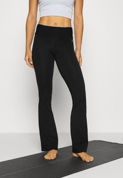Deha - JAZZ PANTS - Pantalon de survêtement - black
