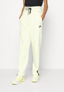 Nike Sportswear - Jogginghose - life lime/black