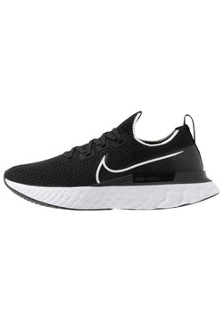 Nike Performance - EPIC PRO REACT FLYKNIT - Scarpe running neutre - black/white/dark grey