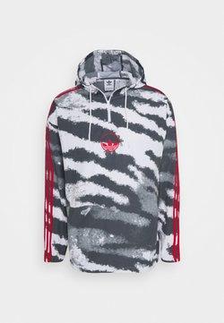 adidas Originals - ZEBRA ANORA - Leichte Jacke - white