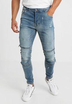 Brave Soul - ELBA - Slim fit jeans - blue