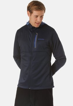 Columbia - COLUMBIA FLEECEJACKE TECH TRAIL - Veste polaire - blue