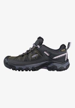 Keen - Hikingschuh - black/thistle