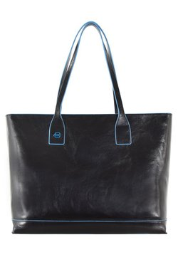Piquadro - SQUARE - Shopping Bag - black