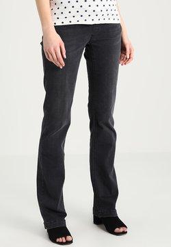 bellybutton - MIT OBERBAUCHBUND - Bootcut jeans - grey denim/grey