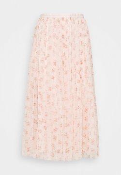 Needle & Thread - BIJOU MIDAXI SKIRT - A-Linien-Rock - paris pink