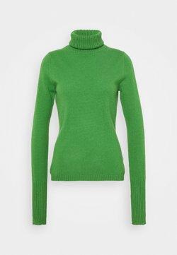 FTC Cashmere - ROLLNECK - Pullover - grün