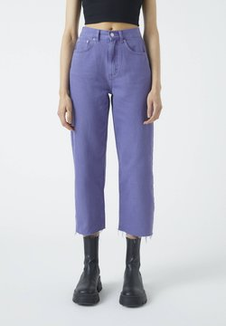 PULL&BEAR - Flared Jeans - rose