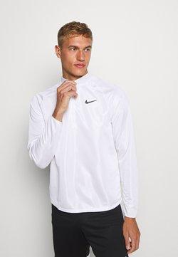 Nike Performance - Funktionströja - white/black