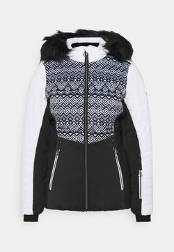 Dare 2B - AURORAL JACKET - Veste de ski - black/white