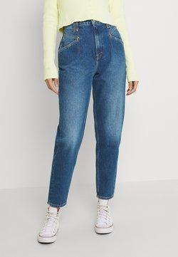 Tommy Jeans - MOM  - Jean boyfriend - denim medium