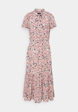Lauren Ralph Lauren - DRAPEY DRESS - Maxi dress - pink multi