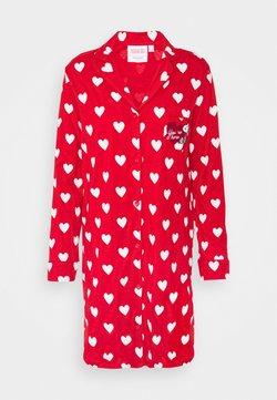 Women Secret - HEARTS  - Nachthemd - red