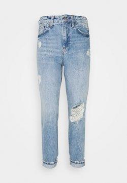 River Island - CARRIE CAPRISL - Jeans baggy - light auth
