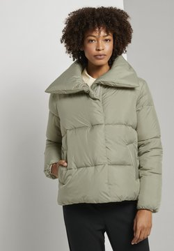 mine to five TOM TAILOR - Winterjacke - herbal tea green