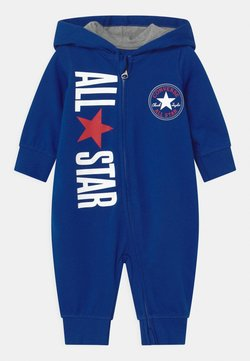 Converse - COSMIC HOODED UNISEX - Jumpsuit - converse blue