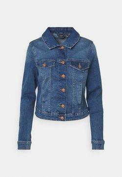 Vero Moda - VMTINE SLIM JACKET - Veste en jean - medium blue denim