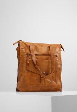 Pieces - Shopping Bag - cognac
