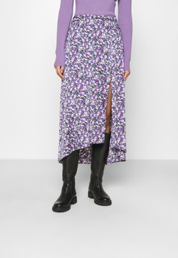 Résumé - CHARLEE SKIRT - Bleistiftrock - purple