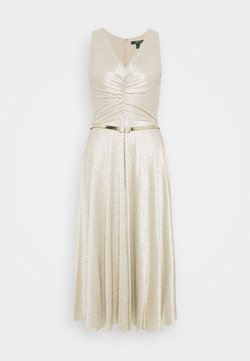 Lauren Ralph Lauren - IONIC DRESS  - Vestito elegante - new champagne
