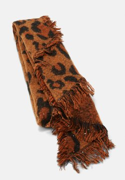 ONLY - ONLSPARKLING LIFE LEO SCARF - Sjaal - ginger bread
