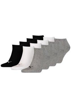 Puma - 12 PACK - Sportsocken -  grey/white/black