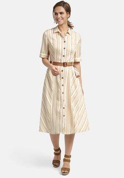 Basler - Blusenkleid - beige