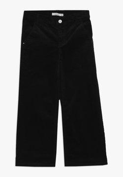 Name it - NKFANICKA WIDE PANT - Pantalones - black