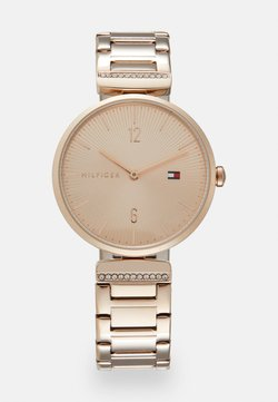 Tommy Hilfiger - DRESSED UP - Watch - roségold-coloured