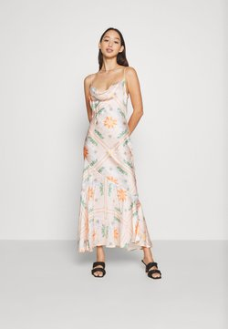 Never Fully Dressed - PEACH SUNSHINE MYA DRESS - Cocktailjurk - peach