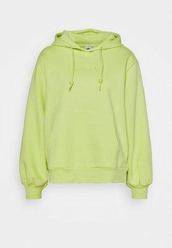adidas Originals - HOODIE  - Collegepaita - semi frozen yellow