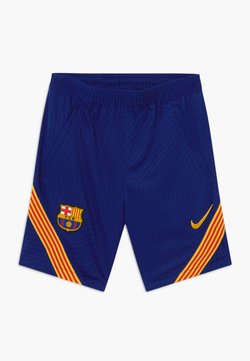 Nike Performance - FC BARCELONA - Korte sportsbukser - deep royal blue/amarillo