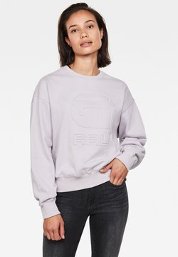 G-Star - LOOSE - Sweatshirt - thistle