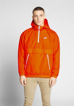 Nike Sportswear - Windbreaker - magma orange/white