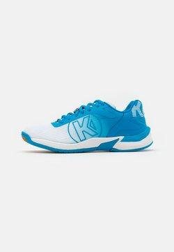 Kempa - ATTACK 2.0 WOMEN - Håndboldsko - white/blue