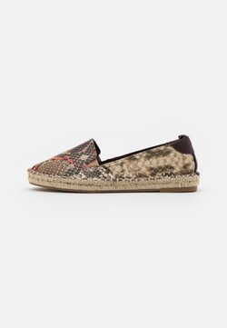 PARFOIS - Espadrille - orange