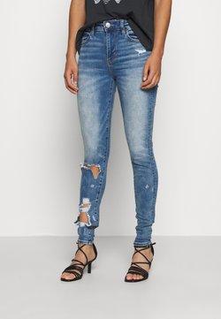 American Eagle - HI RISE JEGGING - Jeans Skinny Fit - medium vintage