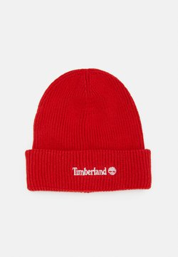 Timberland - PULL ON HAT UNISEX - Mütze - bright red