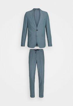Isaac Dewhirst - UNSTRUCTURED  - Anzug - blue
