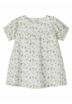 Name it - Jerseykleid - bright white