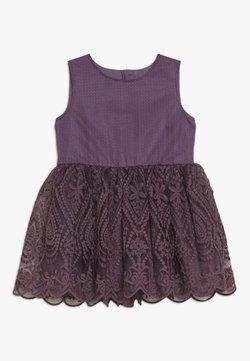 Name it - NMFSANDIE SPENCER - Cocktailkleid/festliches Kleid - black plum