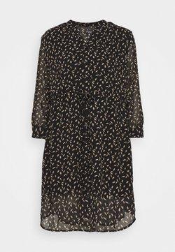 Selected Femme Petite - SLFSHELLY DAMINA DRESS - Vestido informal - black