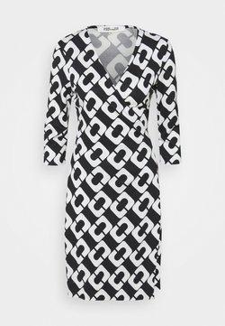 Diane von Furstenberg - NEW JULIAN TWO - Vestito estivo - black/white