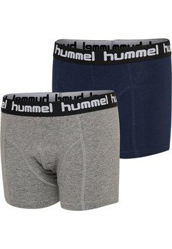 Hummel - 2 PACK - Boxershort - medium melange
