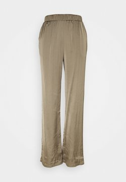 Vero Moda Tall - VMNATALIA LOOSE PANTS  - Trousers - bungee cord