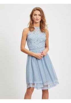 Vila - Cocktailkleid/festliches Kleid - ashley blue